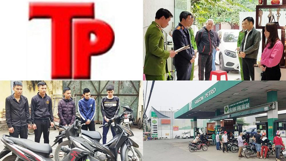 Bản tin Hình sự: Kẻ đánh đập, hiếp dâm cô gái tại thang bộ chung cư ở Hà Nội khai gì?