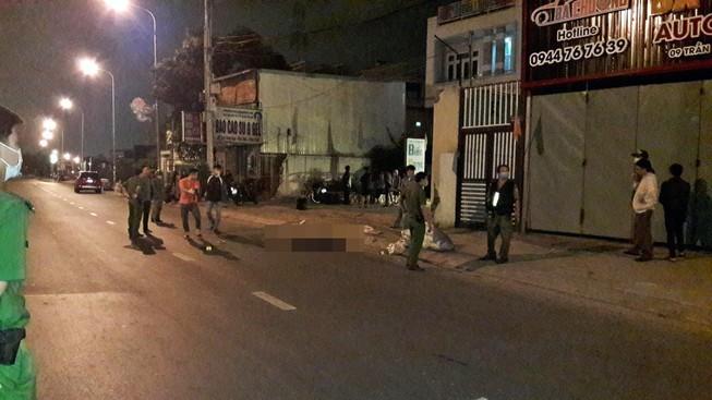 Công an làm rõ việc bỏ thi thể bên đường ở TP Phan Thiết