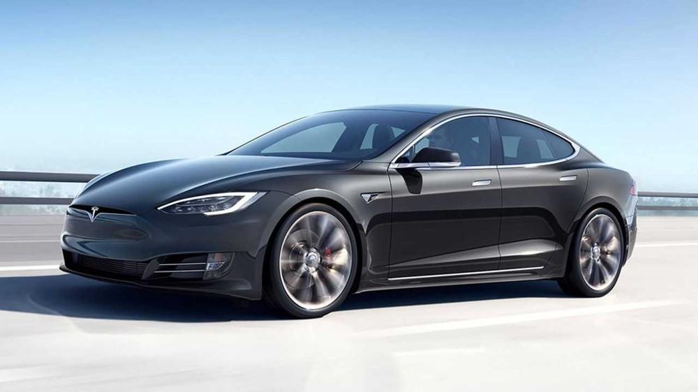 Tesla đứng top chất lượng ôtô tại Trung Quốc