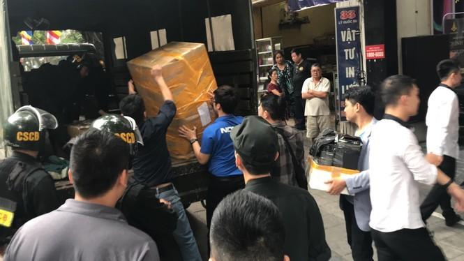 """Nhật Cường và những """"chiêu"""" buôn lậu số hàng 3.000 tỷ"""