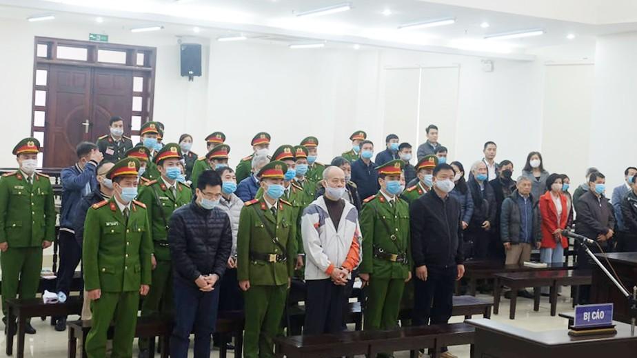 Hoãn phiên tòa xử Đinh La Thăng, Trịnh Xuân Thanh vụ Ethanol Phú Thọ