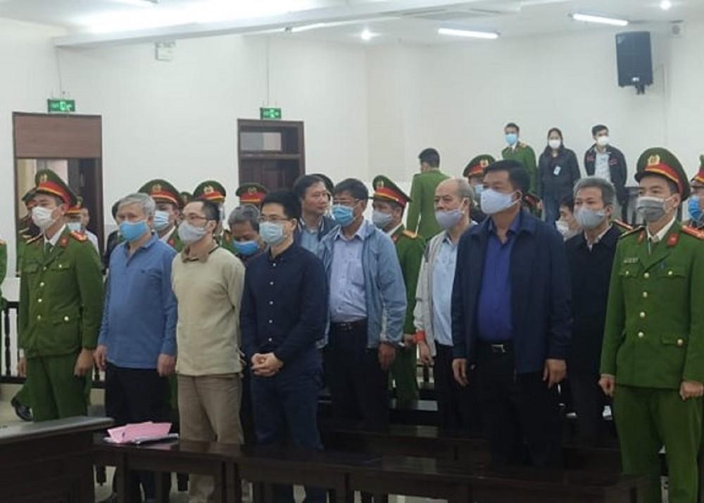 Viện kiểm sát: Ông Đinh La Thăng vô trách nhiệm khi yêu cầu chỉ định thầu cho PVC