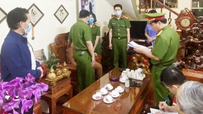 Bắt giam nguyên Giám đốc Sở Y tế tỉnh Sơn La
