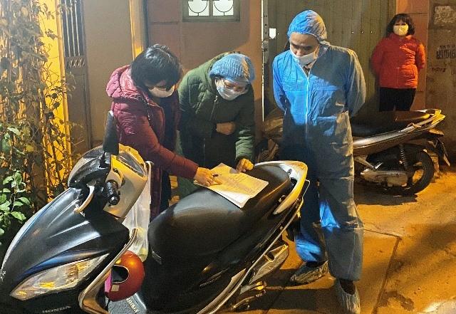 Lịch trình di chuyển của ca mắc COVID-19 ở Nguyễn Khánh Toàn - Hà Nội