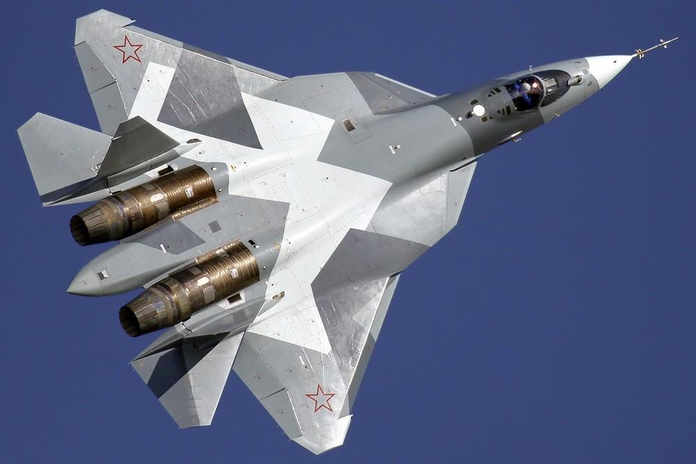 Su-57, sát thủ diệt tiêm kích tàng hình F-22 của Mỹ?