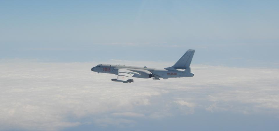 Điều 8 oanh tạc cơ đến gần Đài Loan, Trung Quốc đang 'lên kịch bản chiến tranh'?