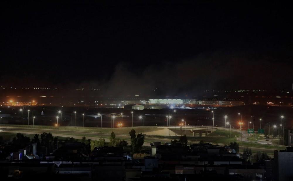 Căn cứ quân sự Mỹ bị tấn công bằng rocket, một người chết