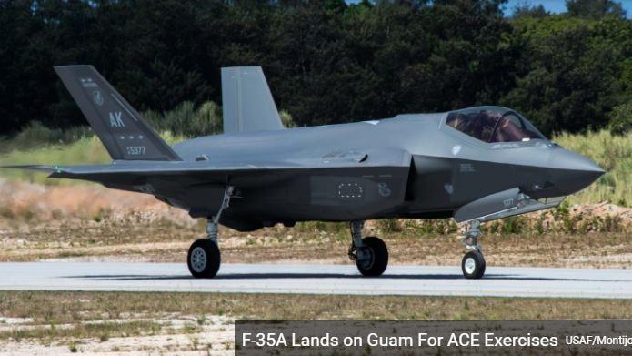 Vì sao Mỹ tập trận với các sân bay dã chiến ở Thái Bình Dương là tin xấu với Trung Quốc?