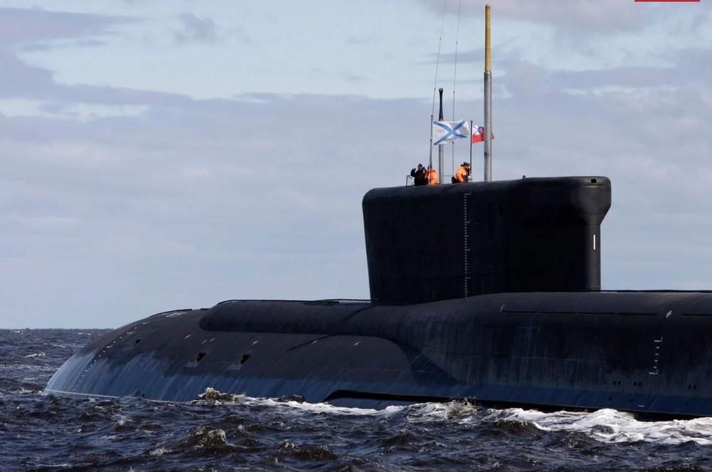 Biến tàu ngầm hạt nhân của Nga thành tàu chở dầu?