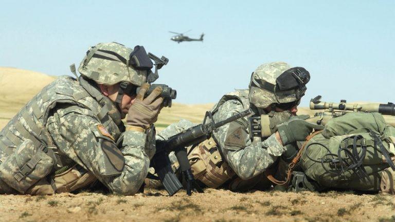 Quân đội Mỹ đang chuẩn bị cho một cuộc chiến tiêm tàng với Trung Quốc như thế nào? - mega 645
