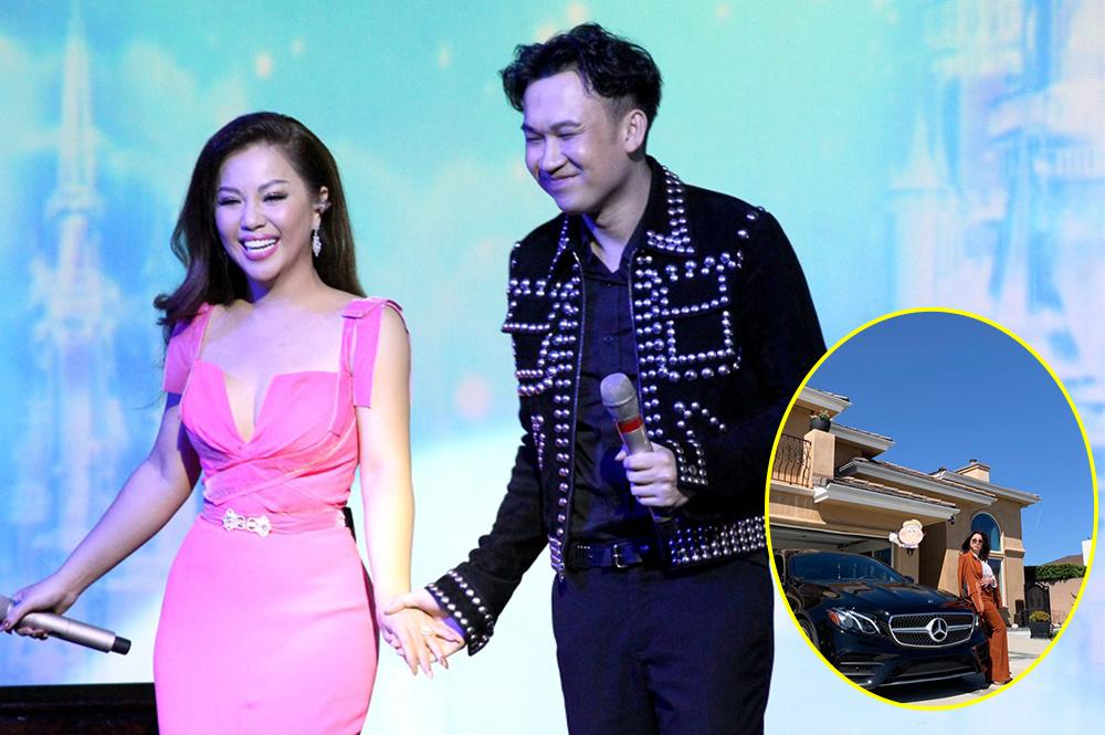 Dương Triệu Vũ hé lộ căn biệt thự 'khủng' của Minh Tuyết tại Mỹ