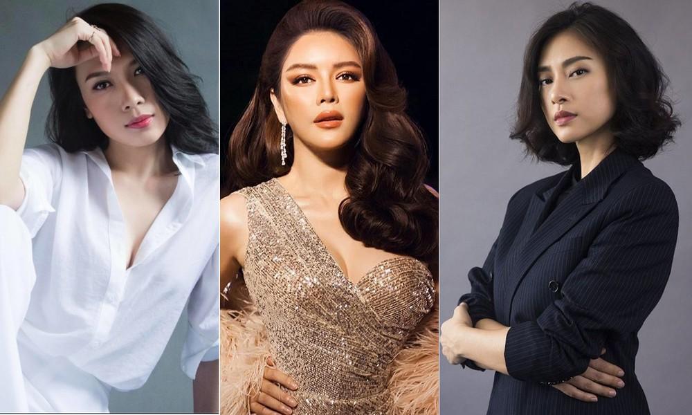 Lý Nhã Kỳ than trời khi các 'chị đại' của showbiz Việt dính tin đồn hẹn hò trai trẻ