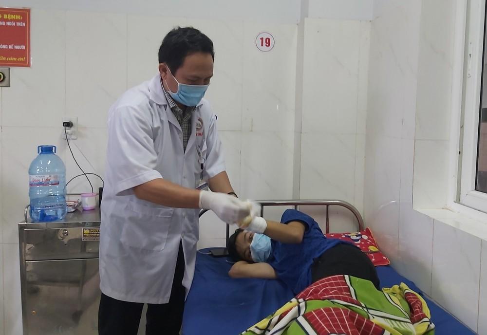 Đắk Lắk: 6 người bị thương nặng do pháo nổ