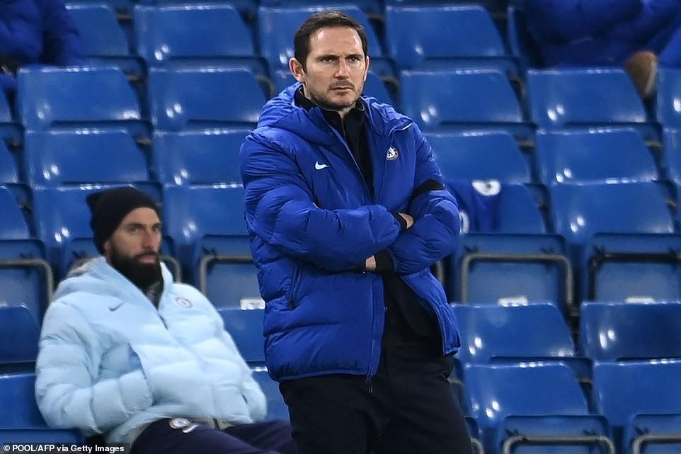 Thua thảm Man City, Chelsea tính chuyện sa thải HLV Lampard