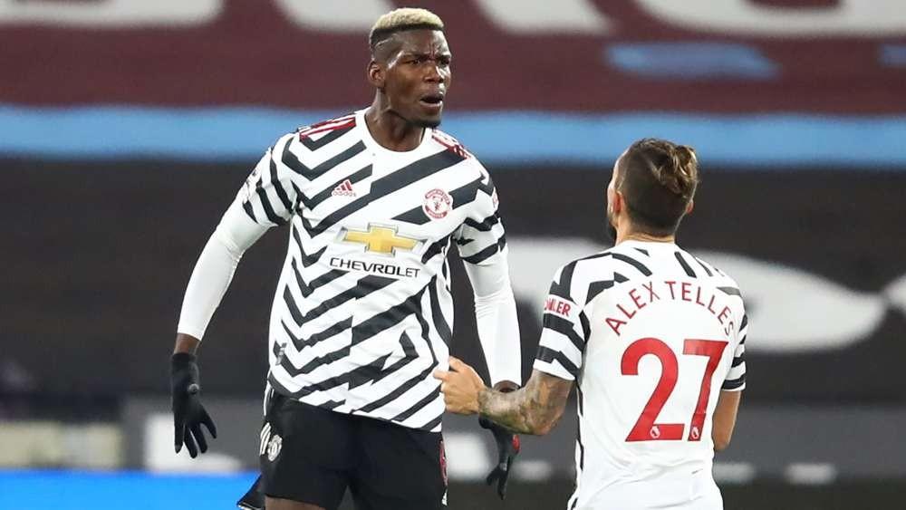 Pogba giúp M.U lần đầu lên đỉnh Ngoại hạng