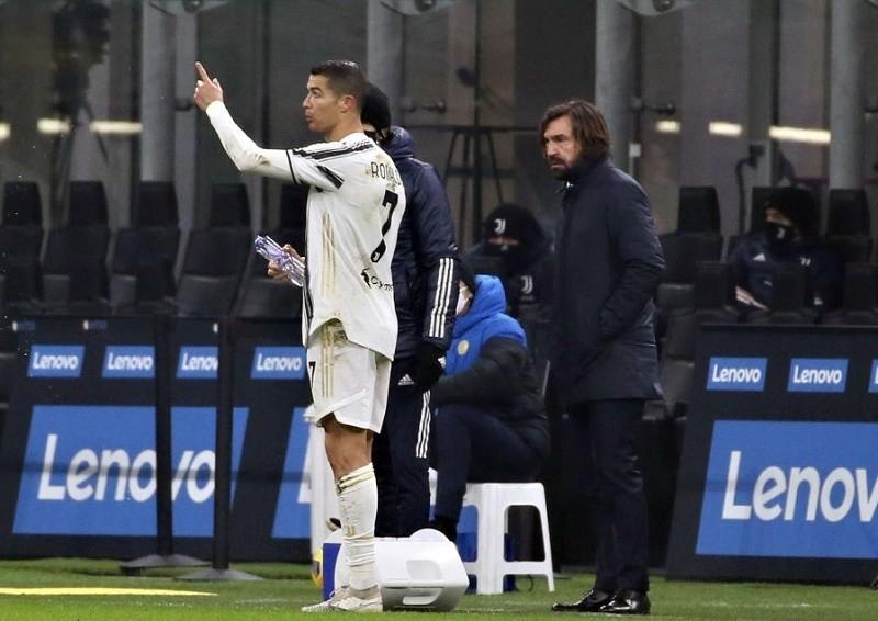 Thua Inter Milan, HLV Juventus trút giận lên học trò