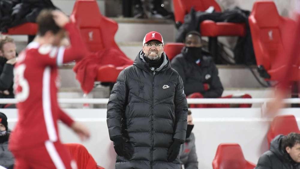 Đại địa chấn ở Anfield: Liverpool thua sốc Burnley, đứt mạch 4 năm bất bại