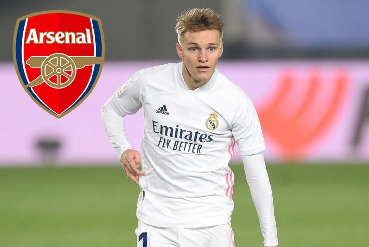 Chốt thỏa thuận, sao Real tới Arsenal ký hợp đồng