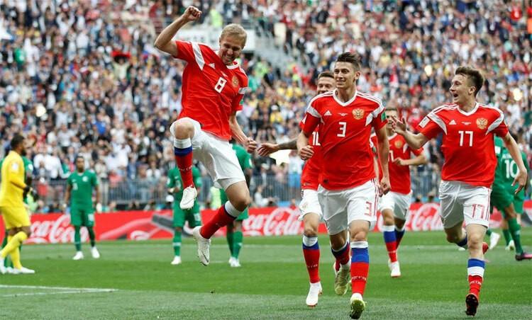 Nga không tham dự Olympic Tokyo và World Cup 2022