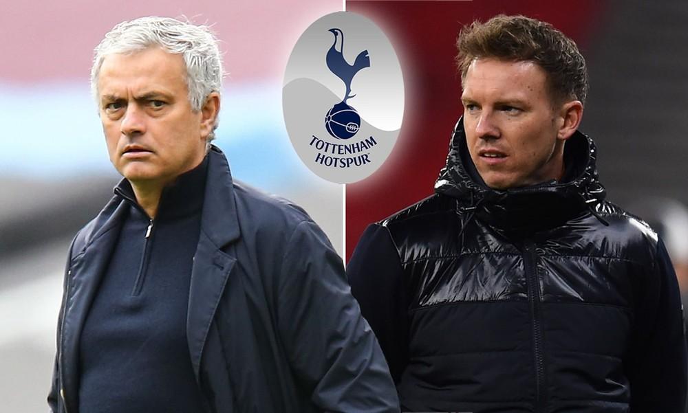 Tottenham nhắm HLV trẻ nhất Bundesliga thay Mourinho
