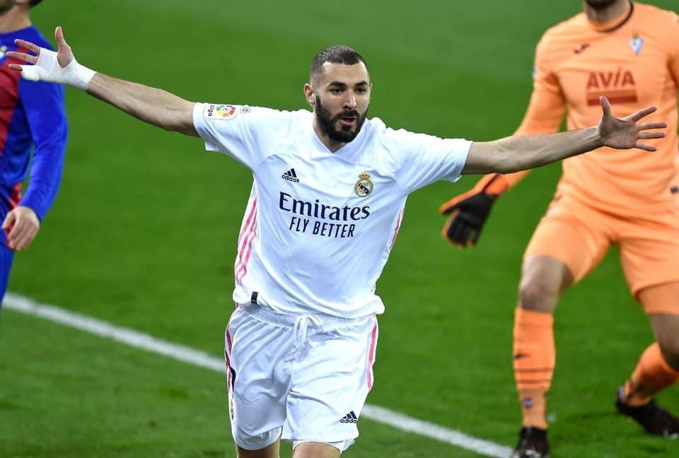Real đón ''đại pháo'' Benzema trước trận chiến với Atletico Madrid
