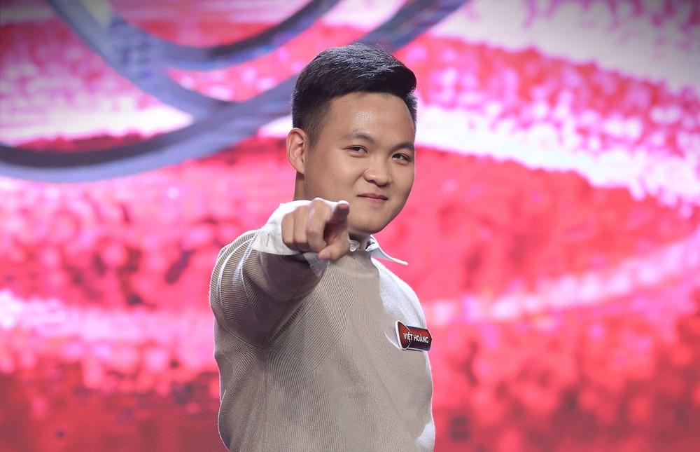 'Bách khoa sống' Hà Việt Hoàng chính thức quay trở lại Siêu Trí Tuệ Việt Nam