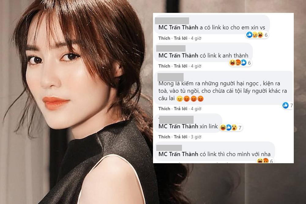 Bức xúc trước loạt bình luận ''xin link'' dưới bài Lan Ngọc phủ nhân liên quan clip ''nóng''