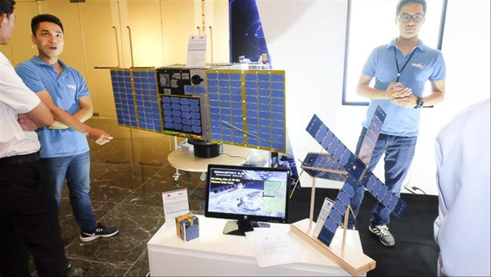Vệ tinh Việt được Nhật chọn phóng lên vũ trụ