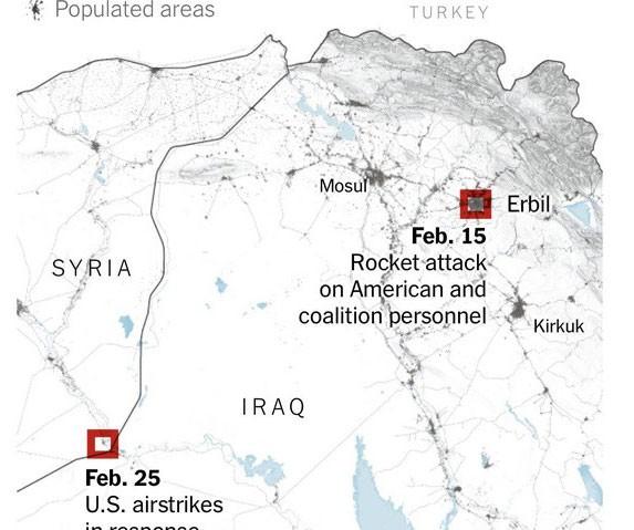 Động binh ở Syria, Mỹ nhắm đến điều gì?