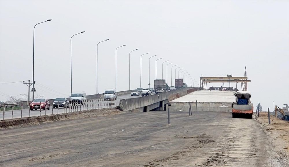 Cao tốc Bắc - Nam: Vẫn chậm mặt bằng