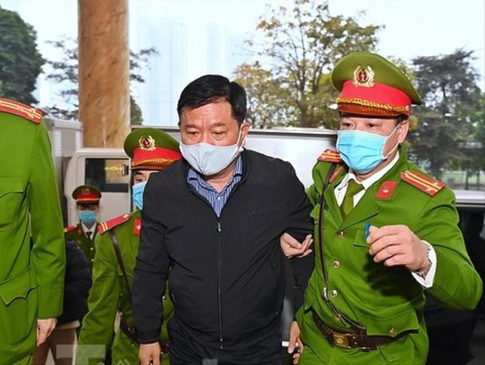 Vụ Ethanol Phú Thọ: Ông Đinh La Thăng tiếp tục hầu tòa