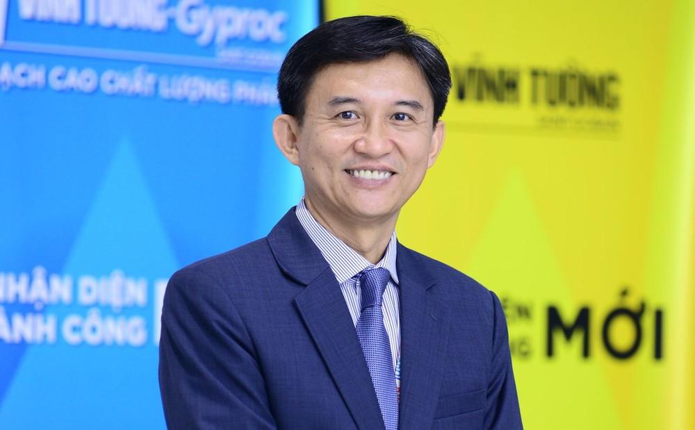 Saint – Gobain Việt Nam công bố bổ nhiệm tân tổng giám đốc điều hành