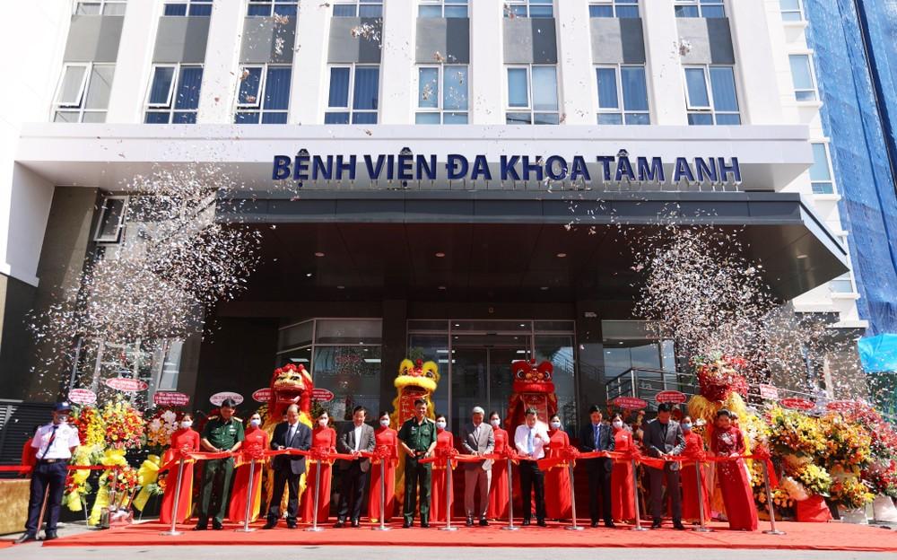 Bệnh viện ở cửa ngõ sân bay Tân Sơn Nhất đi vào hoạt động