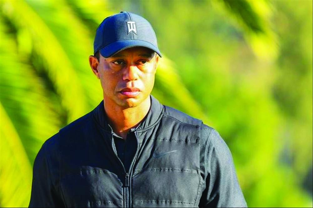 2 cựu Tổng thống Mỹ chúc Tiger Woods sớm bình phục