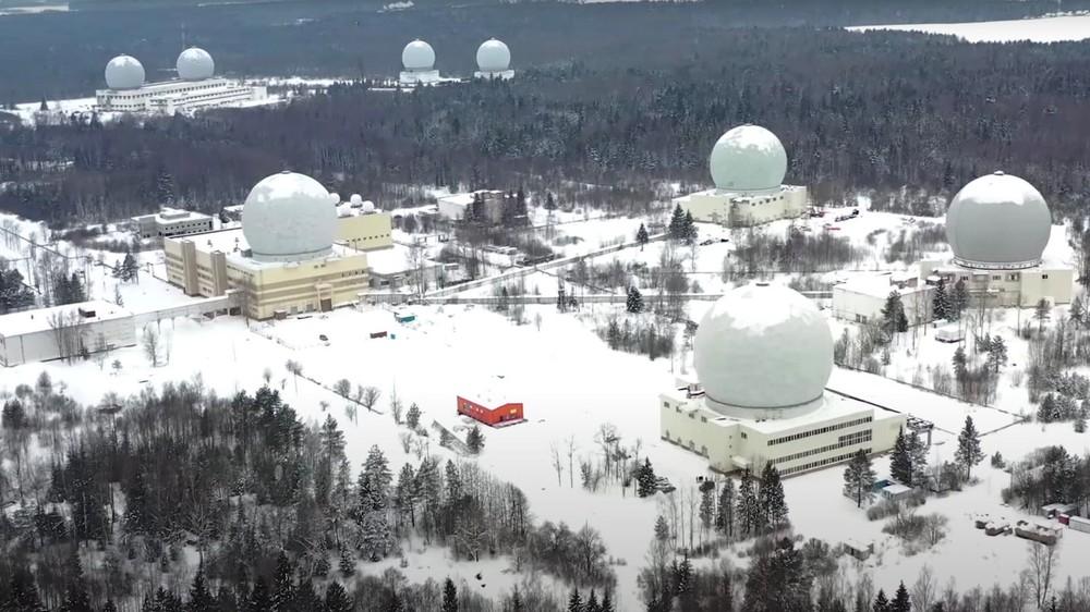 Bí mật căn cứ cảnh báo sớm tên lửa đạn đạo ngày tận thế của Nga