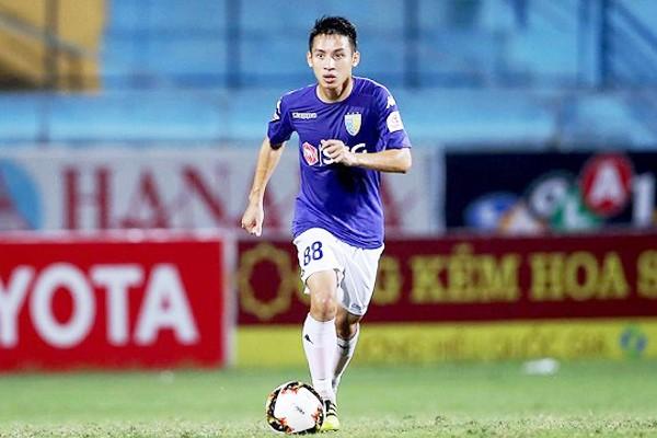 Cầu thủ Hùng Dũng lọt top 10 Gương mặt trẻ Thủ đô tiêu biểu 2020