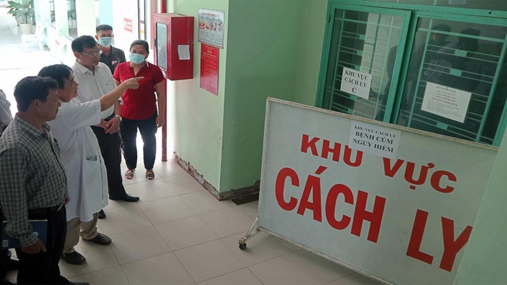 Bắc Giang có F1 là bố đẻ của bệnh nhân COVID – 19 tại Hải Dương