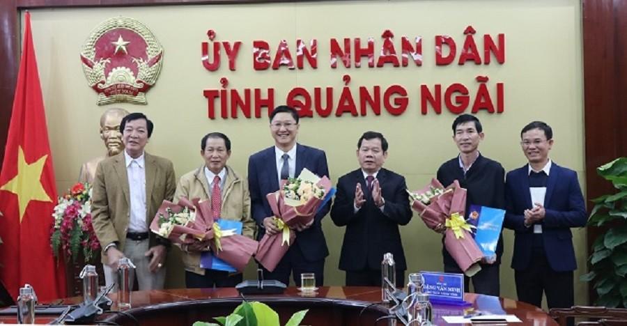 Bí thư huyện ủy Lý Sơn được điều động làm Giám đốc Sở Ngoại vụ Quảng Ngãi