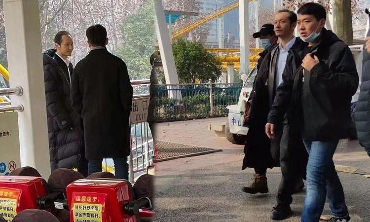 Giật mình với hình ảnh gầy rộc, hói đầu như ông lão 60 tuổi của Huỳnh Hiểu Minh