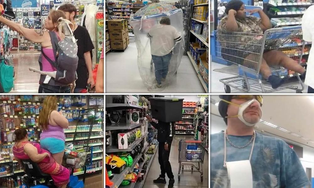 Dân mạng khắp thế giới chia sẻ những tình huống 'khó đỡ' trong siêu thị