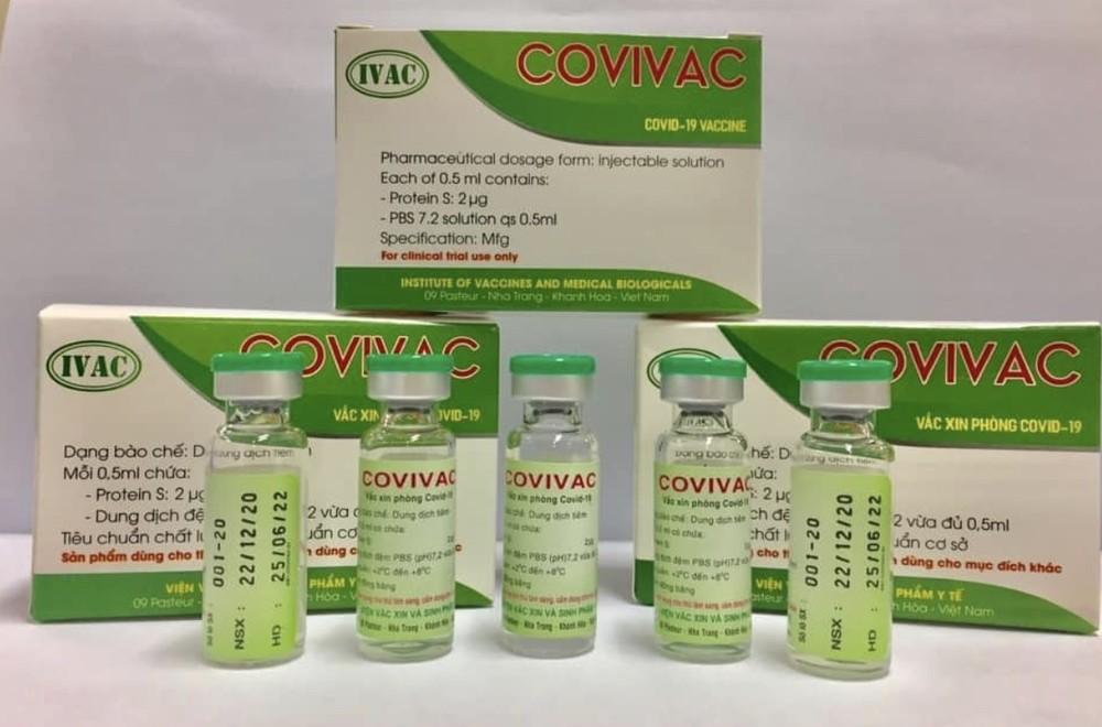Việt Nam sẵn sàng thử nghiệm vắc-xin ngừa COVID-19 thứ 2