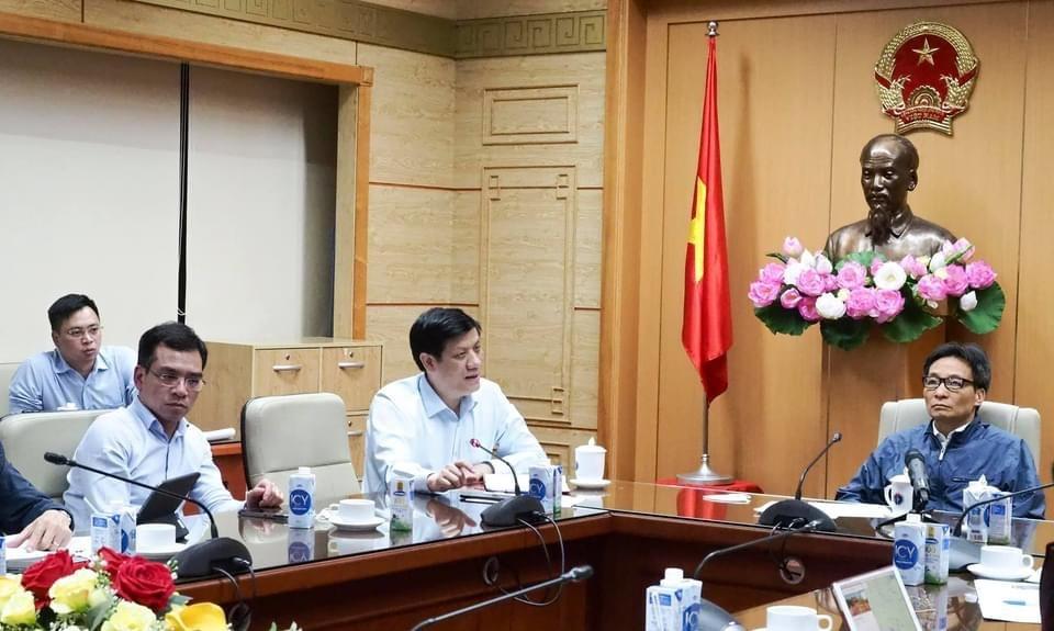 Việt Nam phát hiện 2 ca lây nhiễm COVID-19 trong cộng đồng liên quan chủng biến thể mới