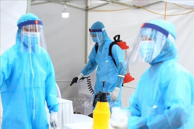 Việt Nam: 2 ca lây nhiễm COVID-19 cộng đồng liên quan chủng biến thể mới