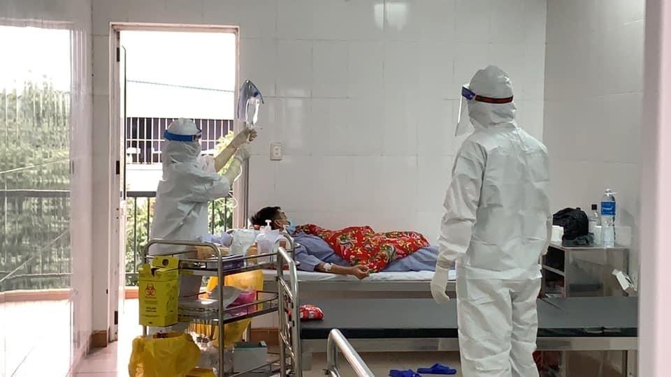Quảng Ninh báo cáo ca mắc COVID-19 nặng