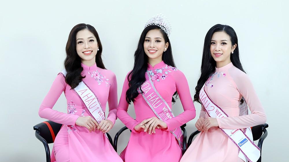 Top 3 Hoa hậu Việt Nam chia sẻ hành trình chinh phục vương miện ảnh 8