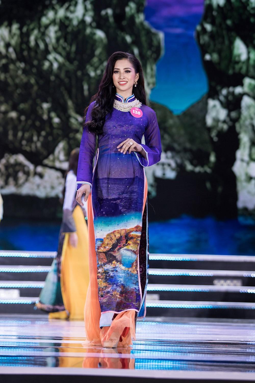 Hành trình đến vương miện của tân Hoa hậu Trần Tiểu Vy ảnh 11