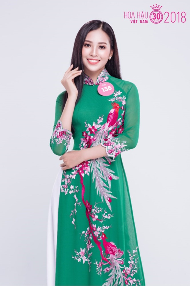 Hành trình đến vương miện của tân Hoa hậu Trần Tiểu Vy ảnh 3