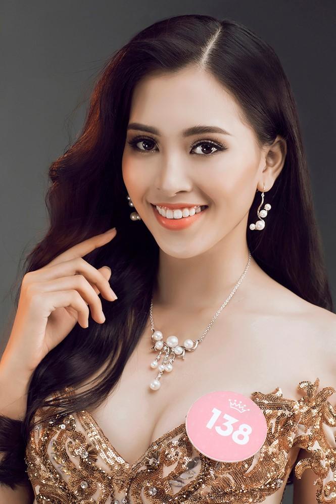 Hành trình đến vương miện của tân Hoa hậu Trần Tiểu Vy ảnh 4
