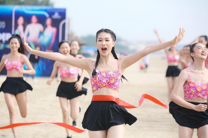 Sắc vóc Top 5 Người đẹp Thể thao HHVN 2020 ảnh 2