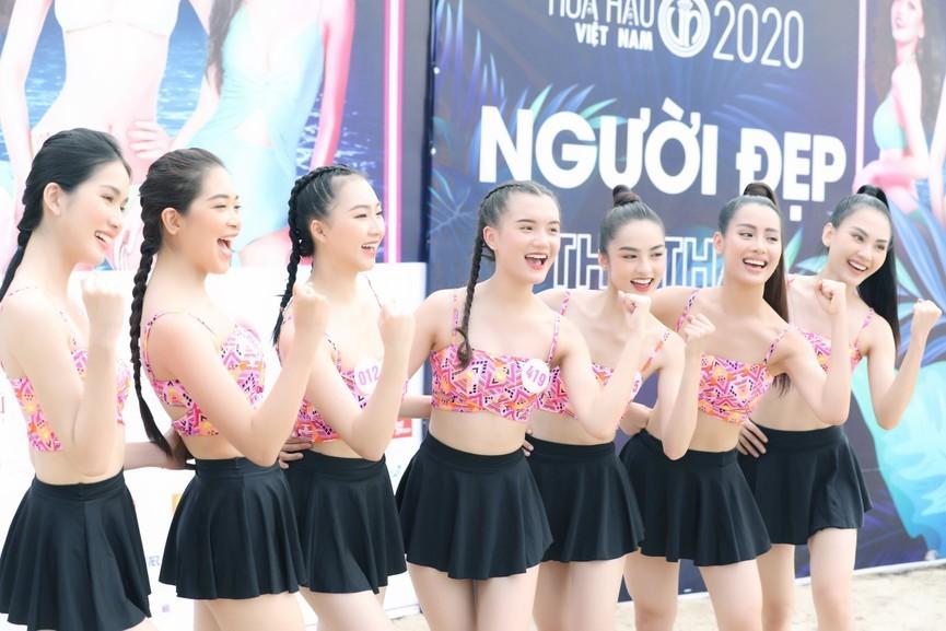Sắc vóc Top 5 Người đẹp Thể thao HHVN 2020 ảnh 6